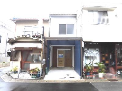 貸家 椥辻駅 徒歩11分