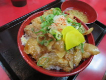 170314_にんにく豚丼 (4)