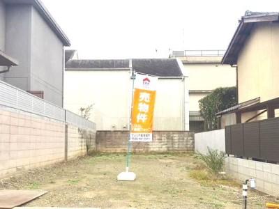 紅葉の有名な世界遺産 醍醐寺近く