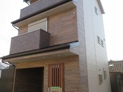 ダブルロフトの紫野新築一戸建!