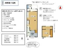 京都市山科区西野様子見町  1,180万円