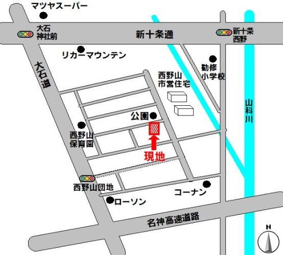 勧修寺堂田地図(広告用)