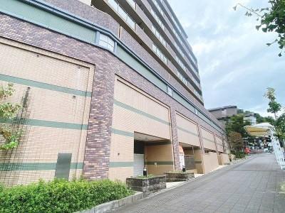 【賃貸】貸テナント パデシオン山科夢ヶ丘(地下2階部分)